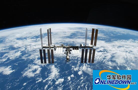 """中国空间科学项目\""""科学载荷\""""首次登入国际空间站"""