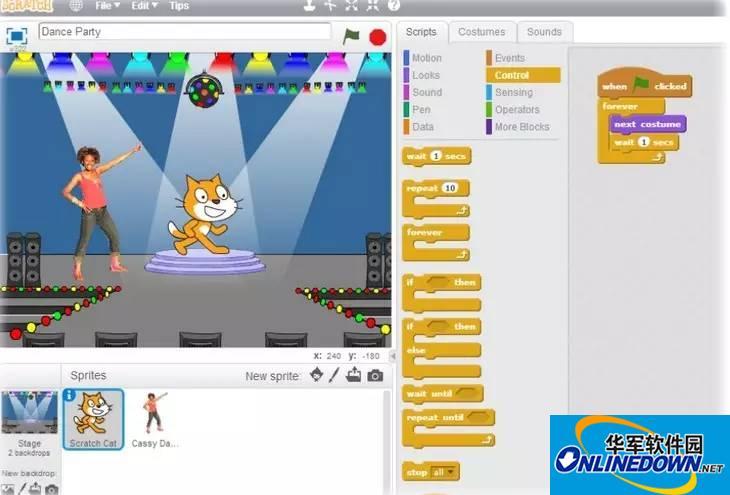 报告!我们升级了全球最流行少儿创意编程软件Scratch课程