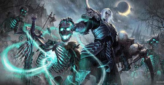 《暗黑破坏神3》首部漫画《天选之人》发布