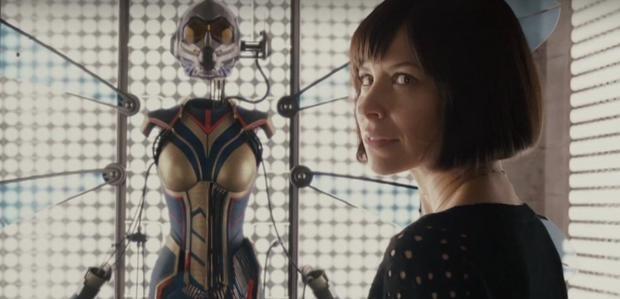 《蚁人2》黄蜂女造型首曝 比初代战衣更加性感