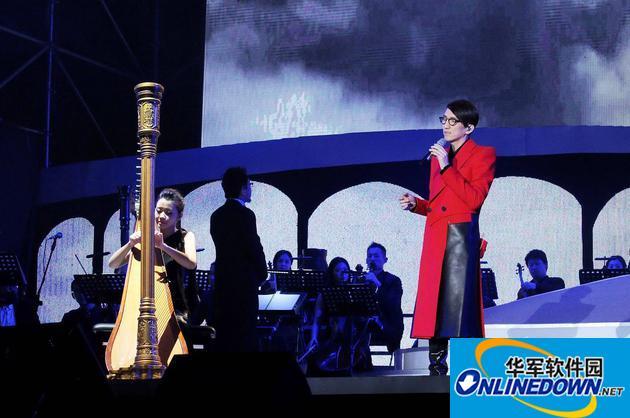 林志炫演唱会设置座位表白 助攻年轻男女告别单身