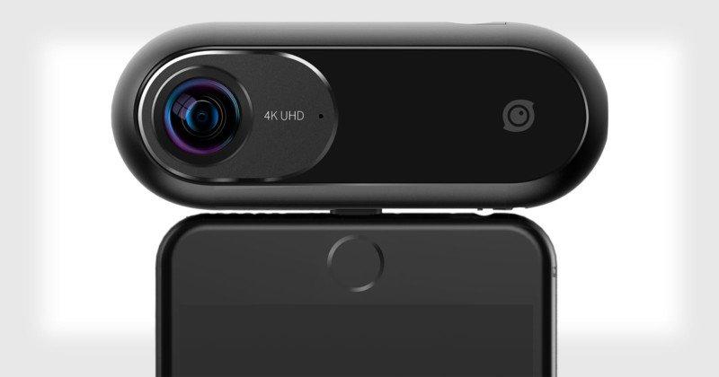 Insta360 ONE:一个4K 360相机