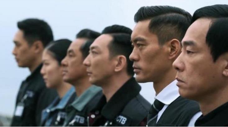 香港老戏骨倾巢出动!陈小春领衔网剧《反黑》22日播出