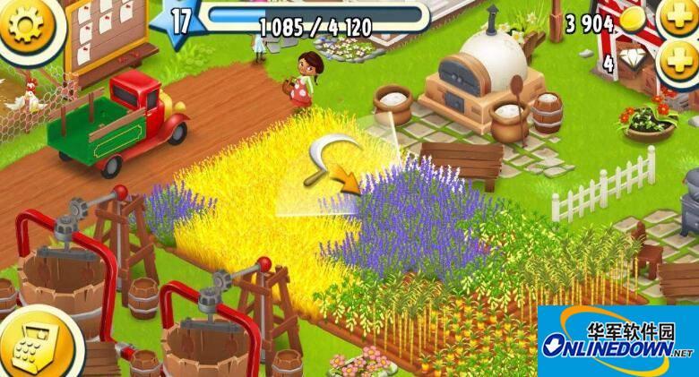 卡通农场一键代肝种植加工 游戏蜂窝辅助赚钱赚钻石