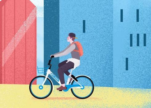 哈罗单车宣布全国实现信用免押金:金额超300亿