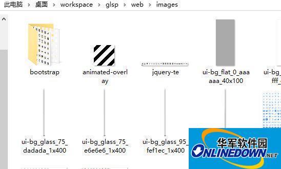 TERSUS画画一样开发软件 显示元件介绍-图片图标类显示元件