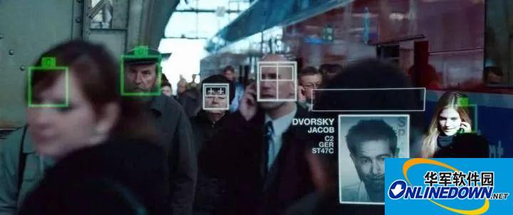 """你分不清网红脸,为啥""""人脸识别软件""""却能分得清?"""