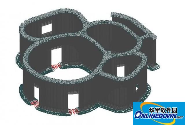 3D打印混凝土房屋项目,被命名为3D Housing 05