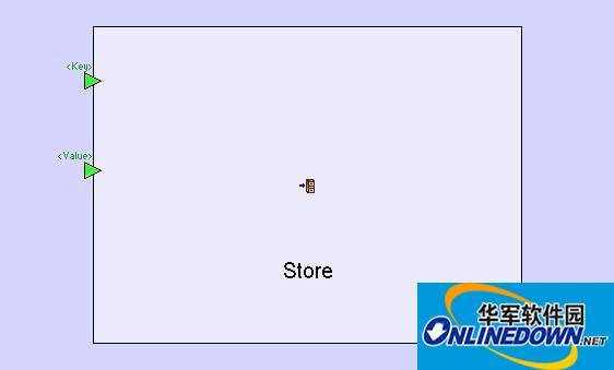 TERSUS画画一样开发软件 显示相关处理元件介绍-浏览器端存储元件