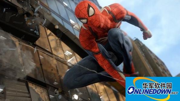 PS4游戏《蜘蛛侠》新情报,蜘蛛侠之换装游戏?