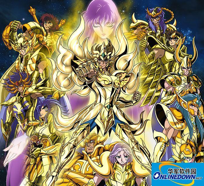 圣斗士:黄金和其他斗士的比较,超经典