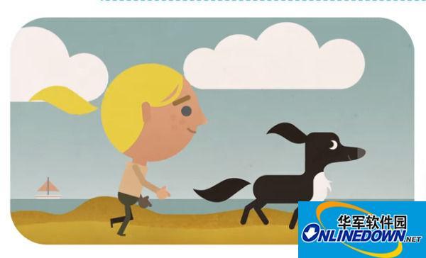 谷歌用著名动物学家珍・古道尔的涂鸦庆祝地球日