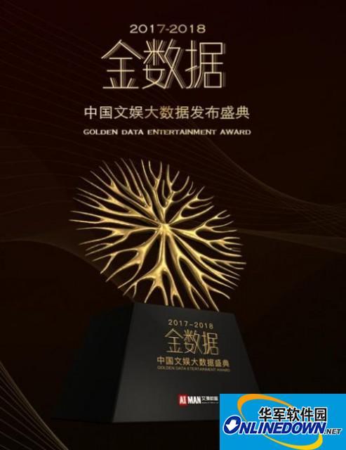 """""""金数据""""中国文娱大数据发布 还原真实影视现状"""