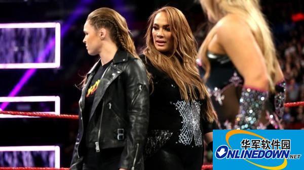 WWE2018《夏日狂潮》隆达罗西有望挑战RAW女子冠军!