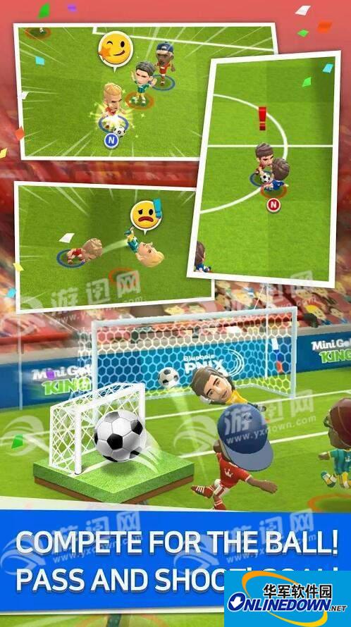 《世界足球王》中文版下载地址 国服中文版什么时候出