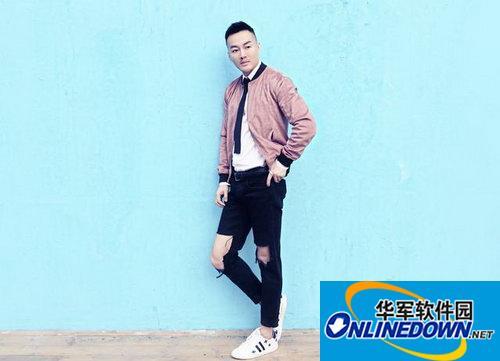 时尚先生马宁Ian型男街拍 搭配2018国际流行色