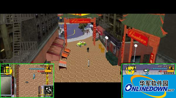 有GBA版《侠盗猎车手》?大神自做PC移植版《GTA》!