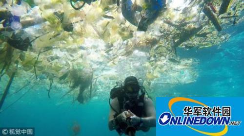 欧盟遏制海洋污染:拟禁用塑料吸管等制品