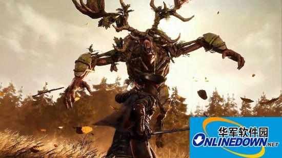 《贪婪之秋》专区上线 荒野怪物与魔法土著