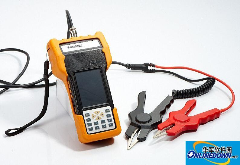南澳电气NA8802D智能蓄电池内阻测试仪触屏加按键款蓄电池内阻状态测试仪