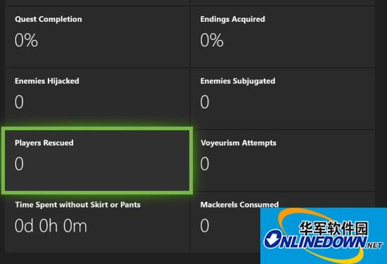 《尼尔:机械纪元》Xbox One版含不穿裙子及偷窥统计 仅限好友可看