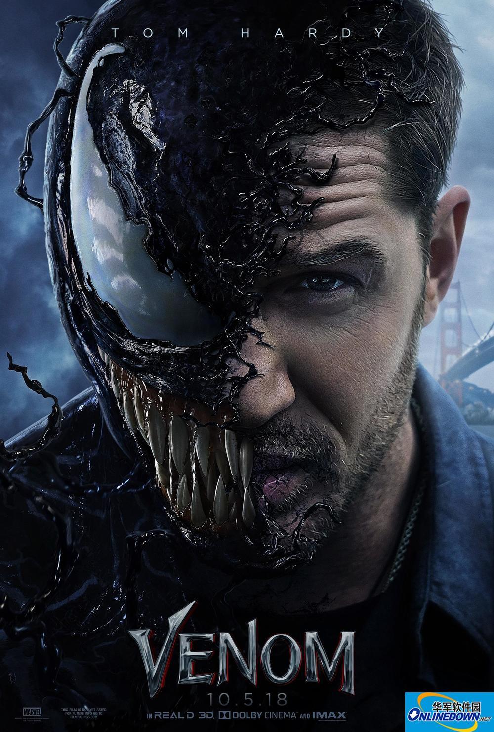 《毒液》预告播放量创新高 超所有蜘蛛侠系列电影