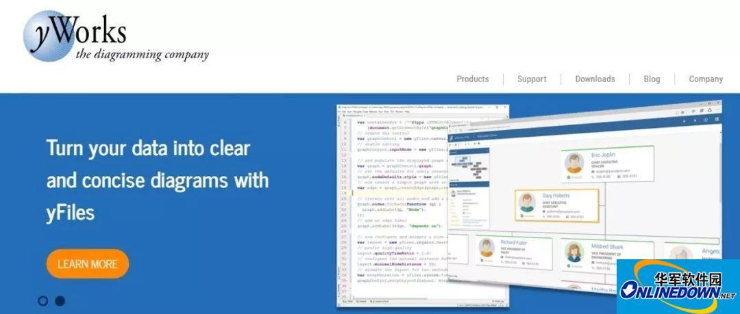 【工具】免费网络关系图流程图绘制工具----yed