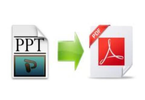 PPT转PDF转换器(PowerPoint转换成PDF转换器)的使用操作流程