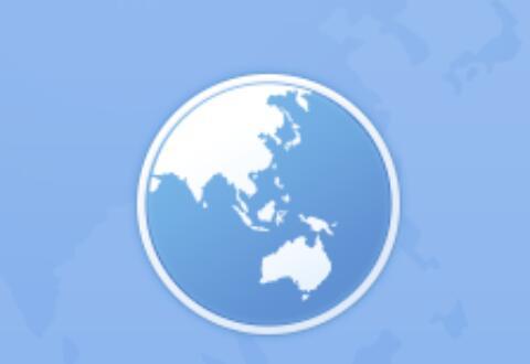 世界之窗浏览器设置缩放显示的操作过程讲解