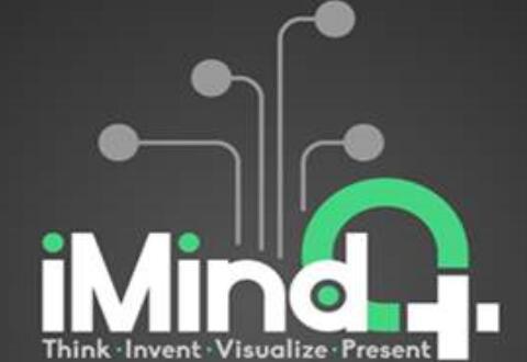 iMindMap思维导图软件调整文字位置的操作过程讲述
