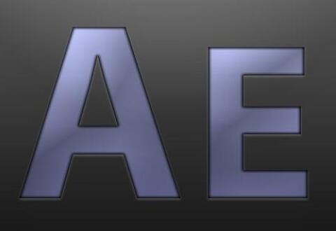 AE制作文字翻牌效果的图文步骤