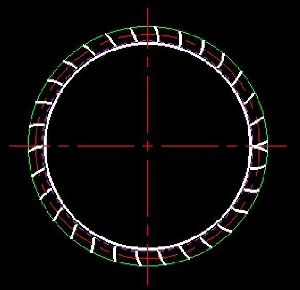 caxa电子图板如何制作标准齿轮