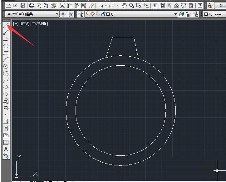 如何用AUTOCAD2012画齿轮:[3]