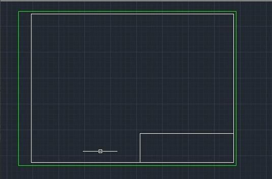 AutoCAD2012如何绘制图幅