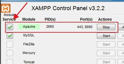 xampp怎么运行php网页