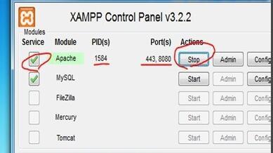xampp怎么搭建php网站