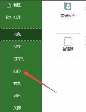 Project如何打印特定页面