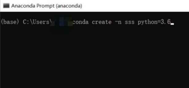 如何用anaconda创建虚拟环境