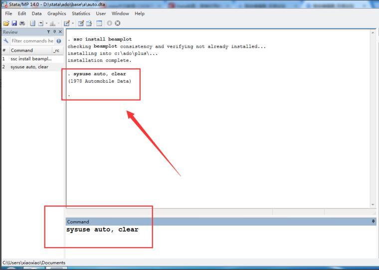 Stata如何绘制样本的累积分布函数?