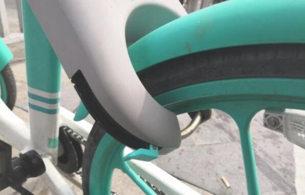 青桔单车用完怎么锁车付费