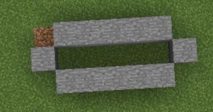 我的世界如何制作刷石机