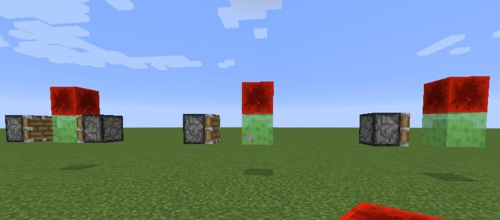 我的世界红石汽车制作方法