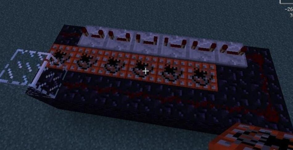 我的世界红石教程:[6]如何制作红时大炮