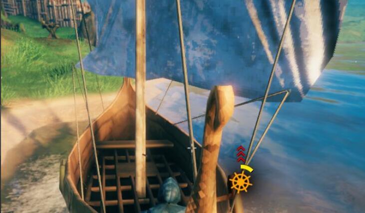 英灵神殿维京船怎么开