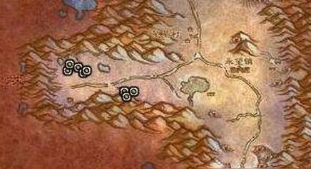 魔兽世界怀旧服冬泉谷蓝龙在哪里_冬泉谷蓝龙位置介绍一览