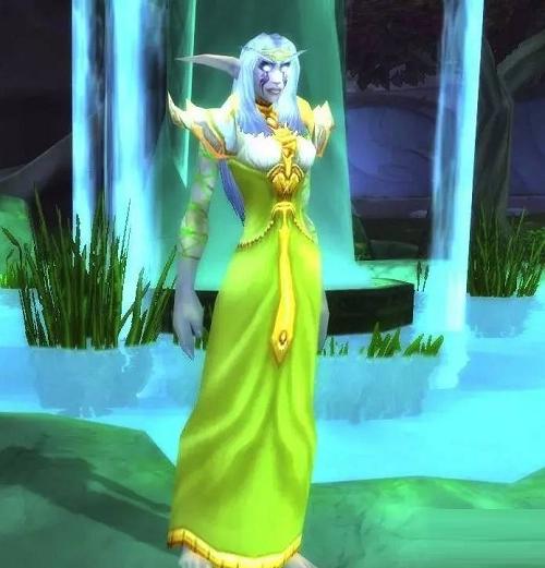 魔兽世界怀旧服Boss女祭司阿兰希雅在哪里