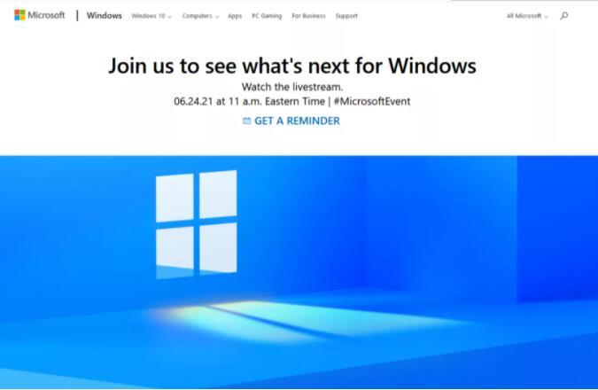 Windows 11要来了?微软文档揭示Win11太阳谷 / Win10有两个不同版本