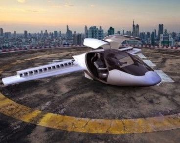 垂直起降的飛機來了:最高能飛3000米