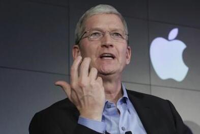 库克:苹果长期健康从未这样好