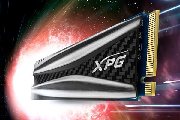 威刚正式发布XPG PCIe 4.0 SSD:还是群联E16主控